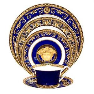 Rosenthal-Versace-dinnerware