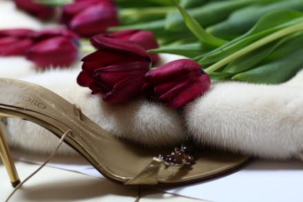 blogger diaries by The Italian Glam sandali gioiello Pittioro tulipani