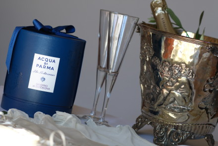 blogger personal diaries let's make love by The Italian Glam Acqua di Parma eau de toilette