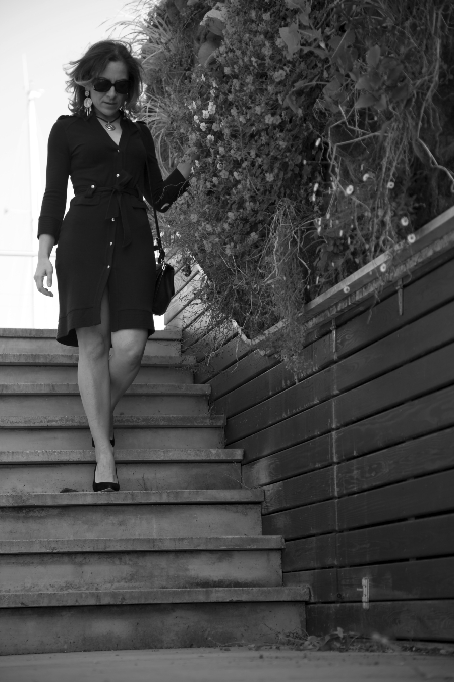 blogger diariesblack and white photography by The Italian Glam