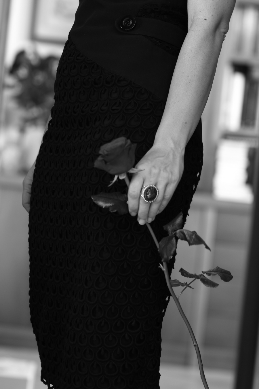 blogger diaries la risposta black and white photography by The Italian Glam