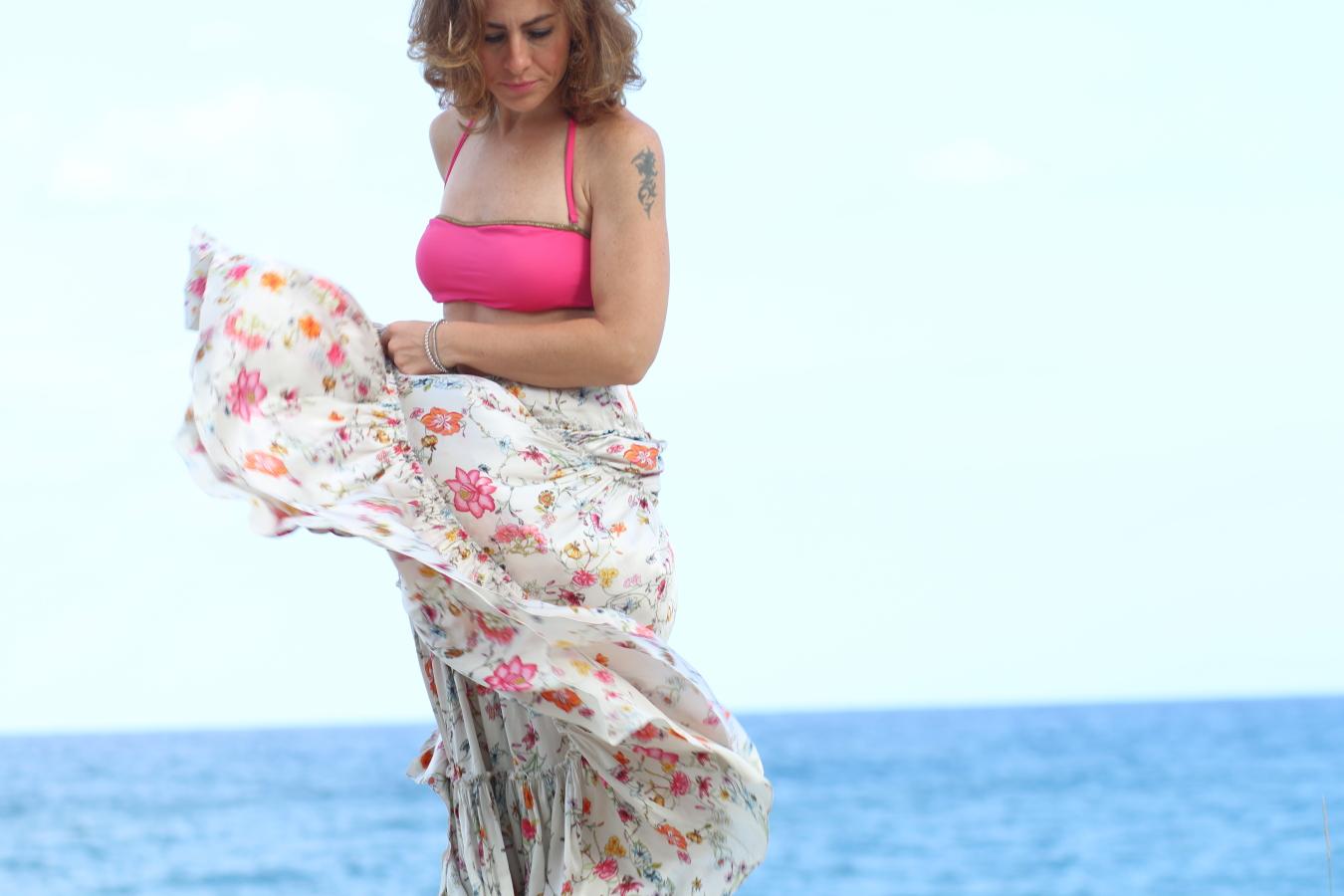 blogger diaries se io se lei by The Italian Glam top Sisi gonna Flavio Castellani
