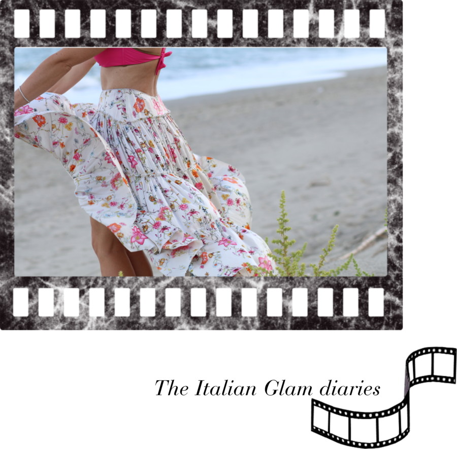 blogger diaries short film a place to go by The Italian Glam