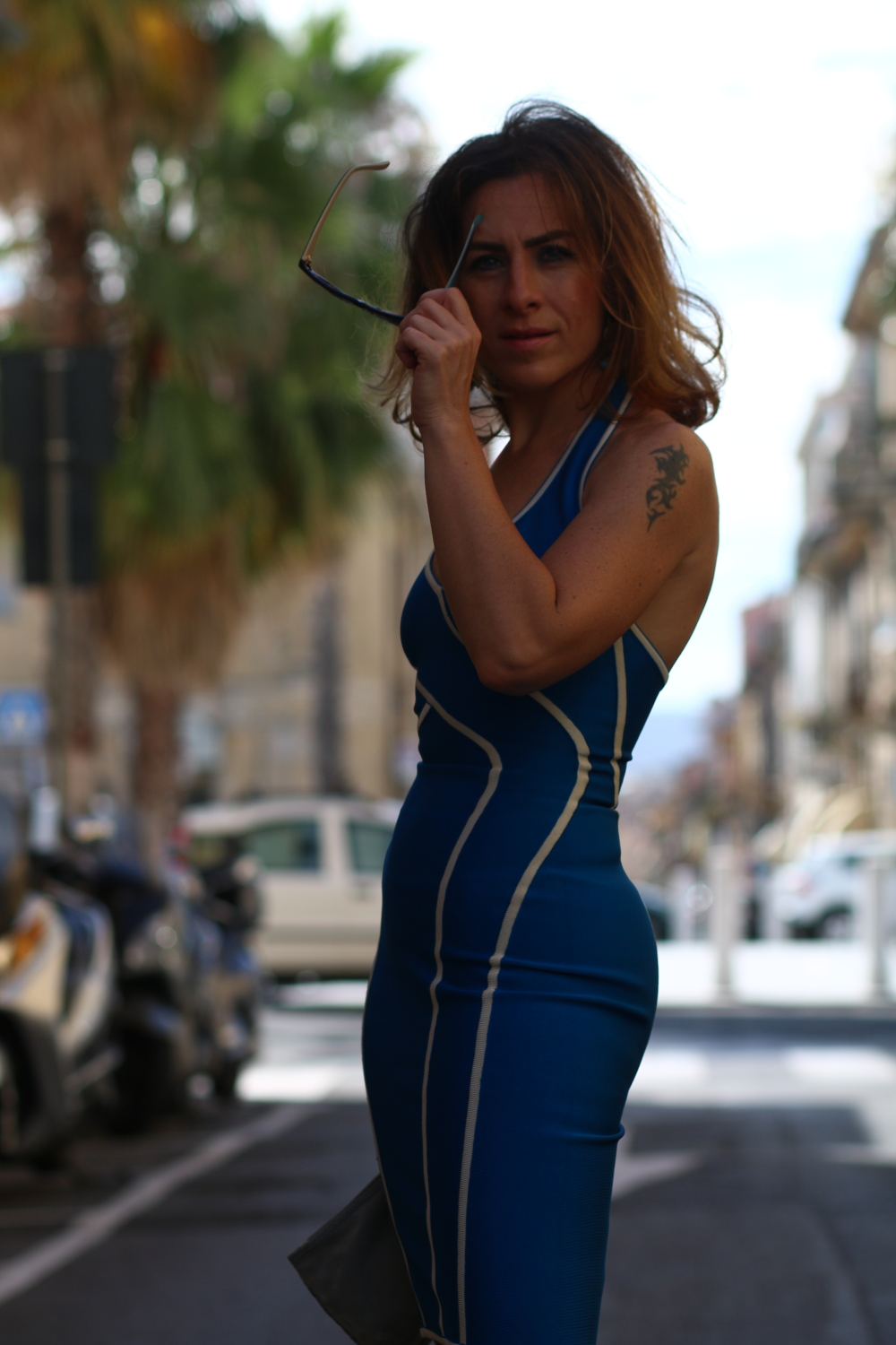 story of my life herve leroux bandage dress by The Italian Glam