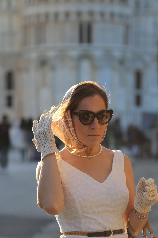 italian drama by The Italian Glam guanti uncinetto