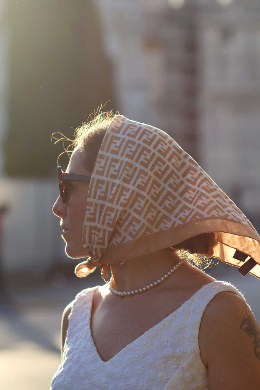 italian drama by The Italian Glam fendi