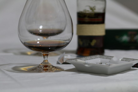 The Italian Glam rum Zacapa