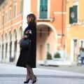 r diaries international women's day who are you by The Italian Glam mantella Alberta Ferretti sandali Giambattista Valli