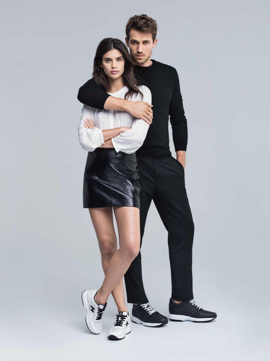Scarpe online Hogan collezione primavera estate 2017The Italian Glam 4f49c13a3c5