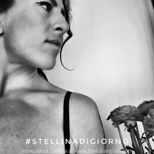 27032017 9 am via Aurea Italy Stellina doesnt recognize herselfhellip