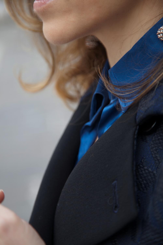 racconti fashion stellina cappotto Les Copains