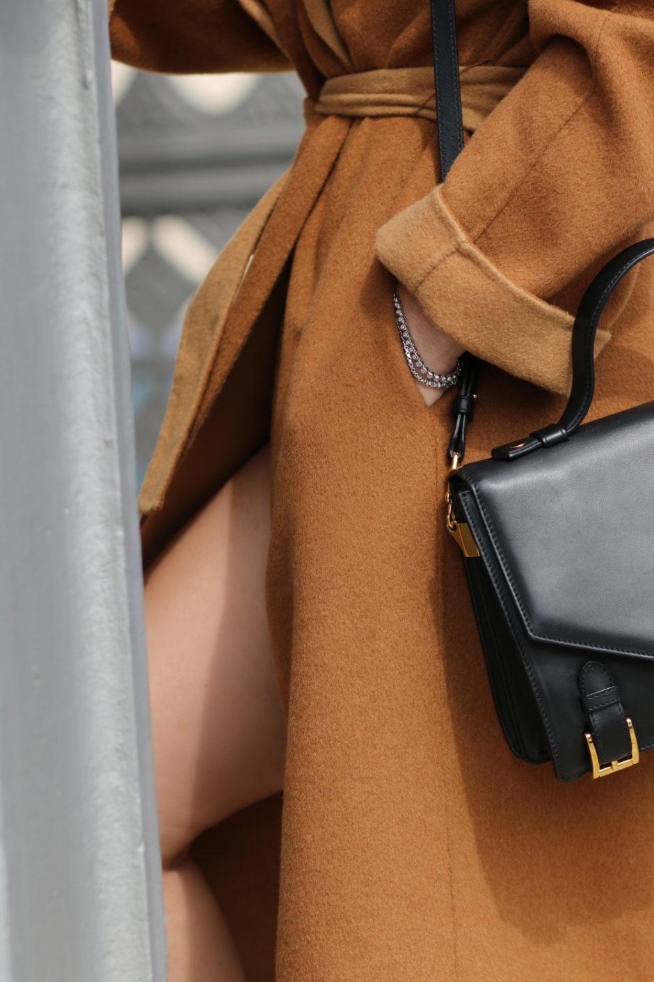 italian fashion stories underneath camel coat by stellina