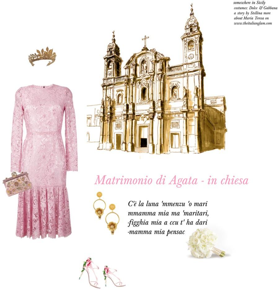 a sicilian story matrimonio maria teresa by stellina