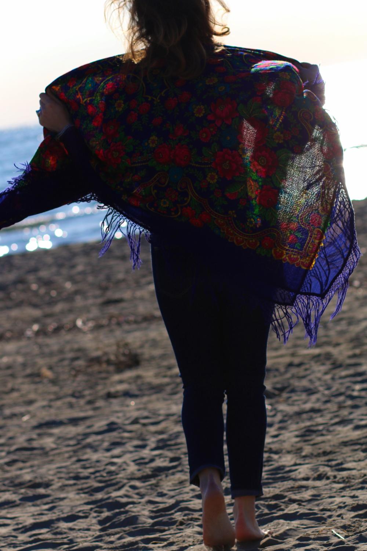 diari moda stellina con lo scialle