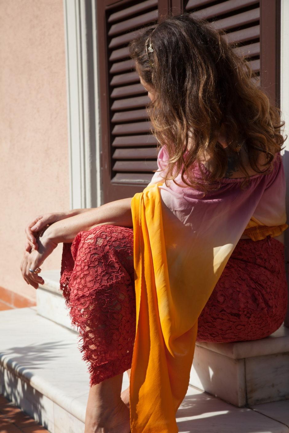 italian fashion stories by stellina top john richmond gonna pizzo zara