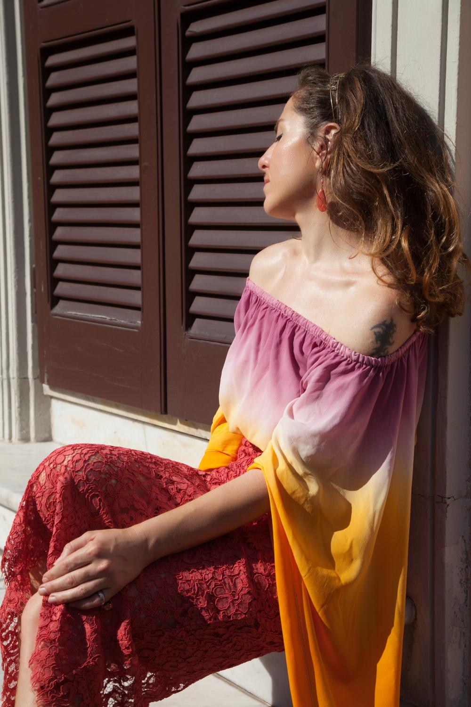 italian fashion stories by stellina john richmond top