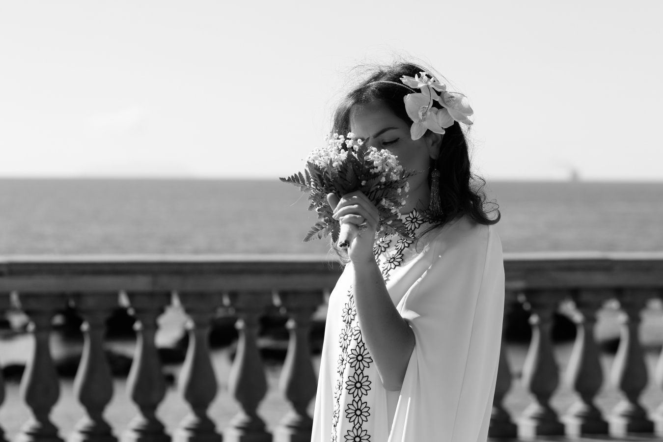 matrimonio all'italiana storie noir stellina abito bianco
