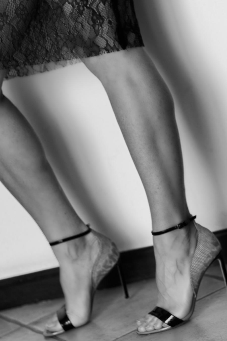 pizzo storie noir stellina sandali francesco russo