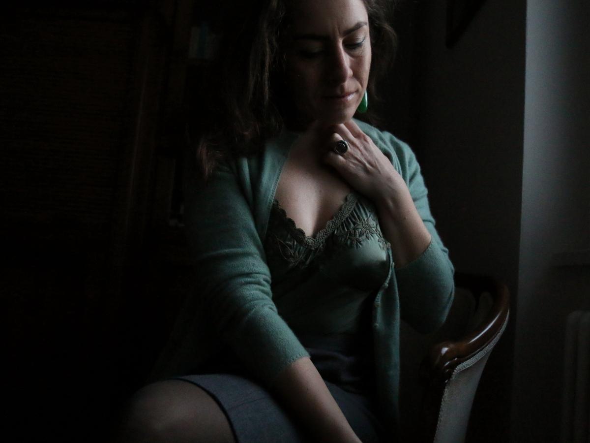 stellina seduta fotografia diari personali